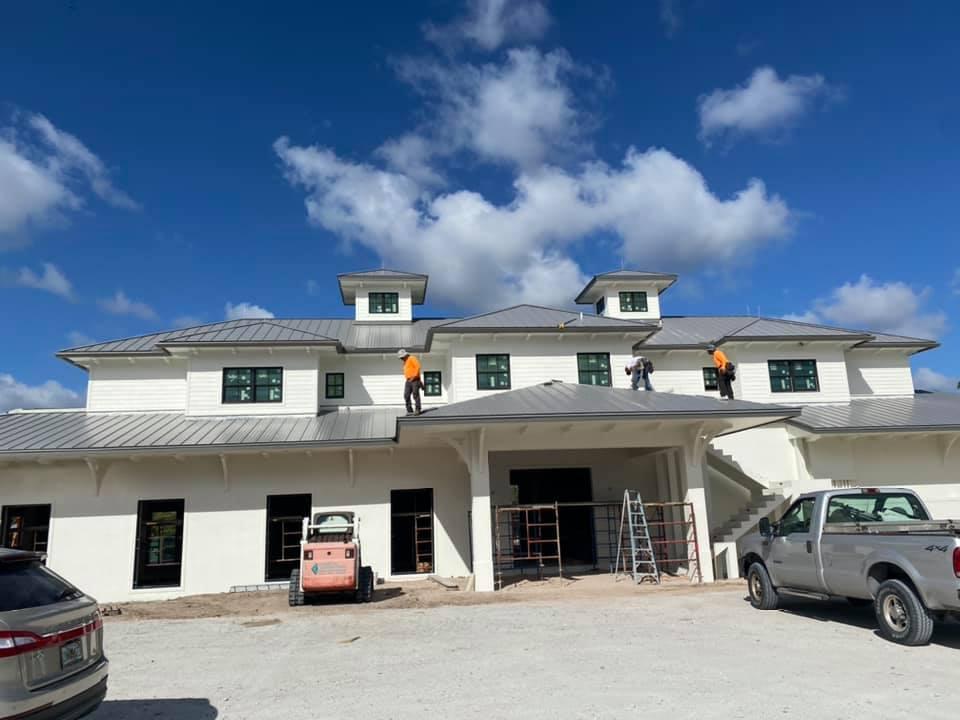roof repair Greenacres FL