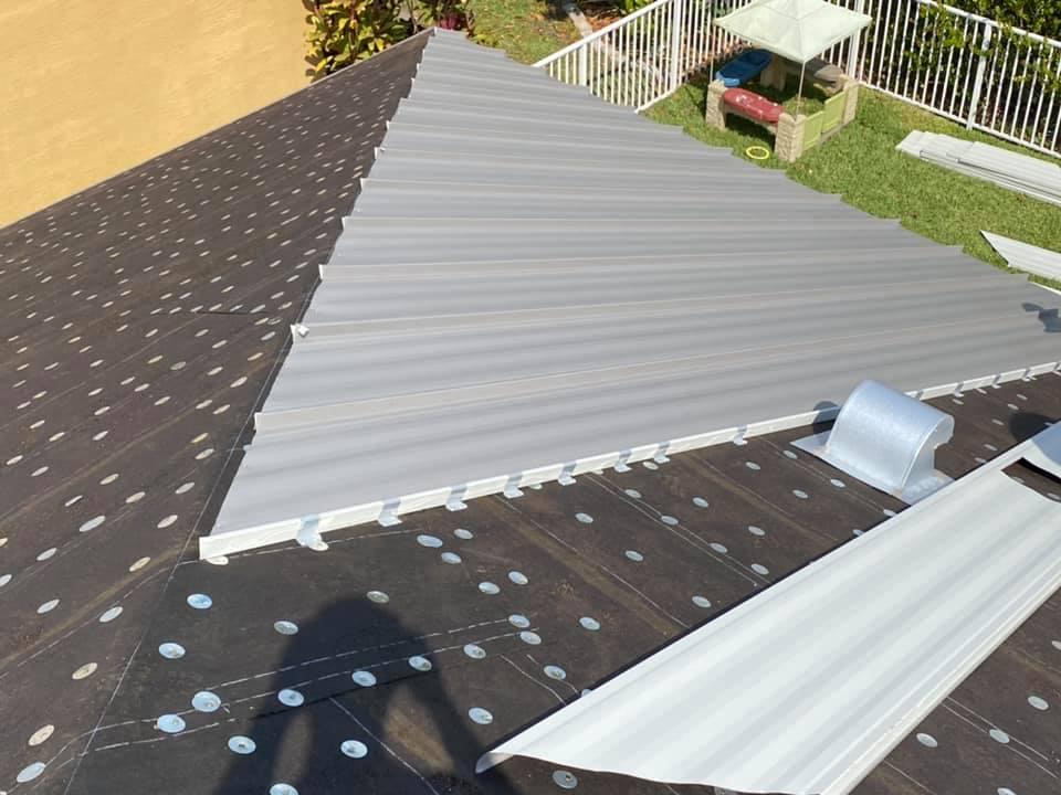 Juno Beach roofing